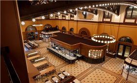 Main Hall, Harvest Hall