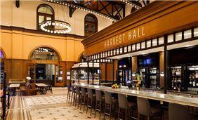 Main Bar, Harvest Hall