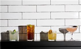 Main Bar Cocktails