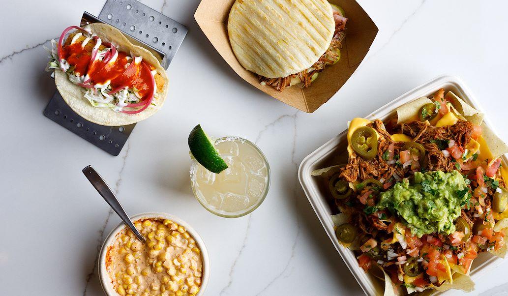 Elevated Latin Street Food 1