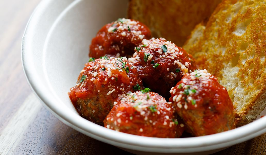 italian meatball
