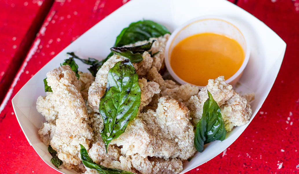 Taiwanese Chicken Nuggets