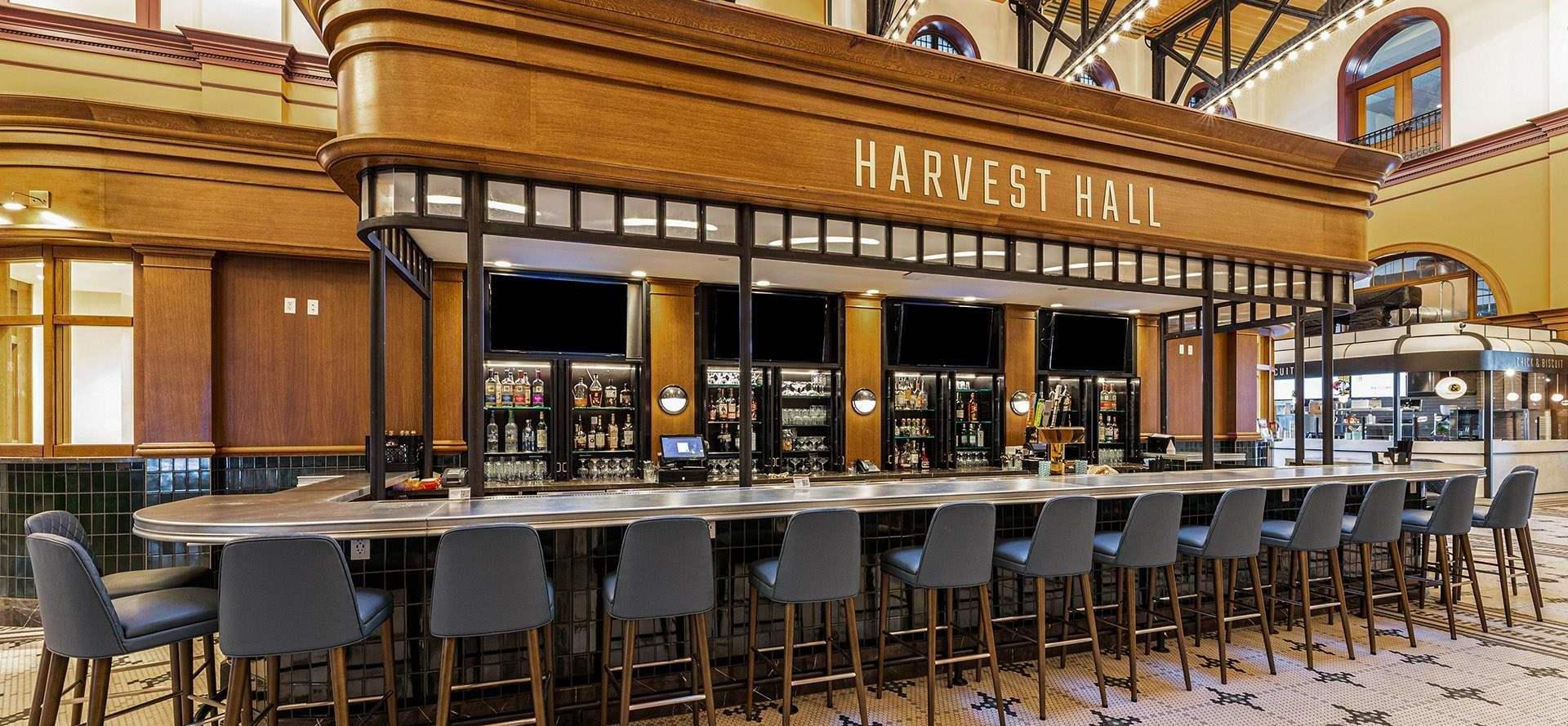 Harvest Hall, Grapevine