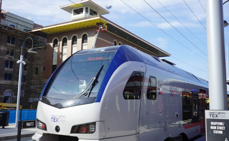 Texrail Commuter Train