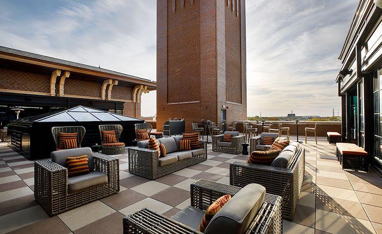 Rioja Rooftop Terrace